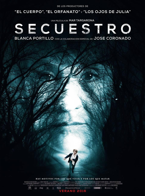 Cartell de la pel·lícula Secuestro