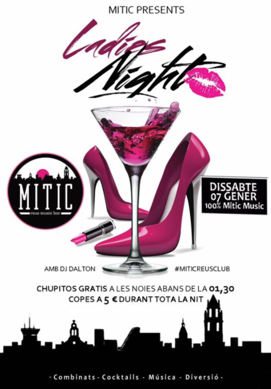 Cartell Ladies Night