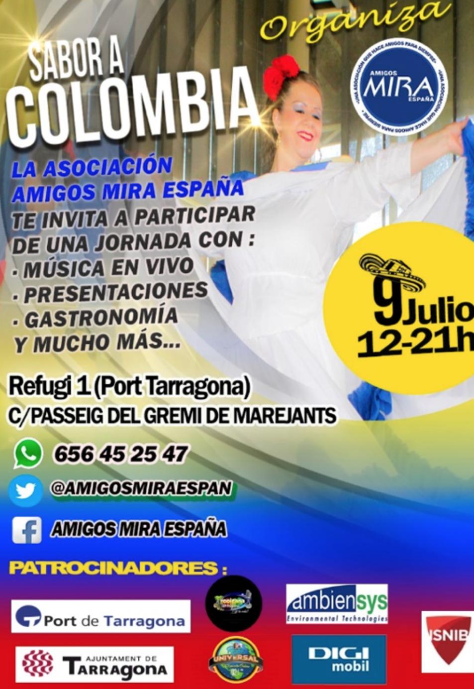Sabor a Colombia