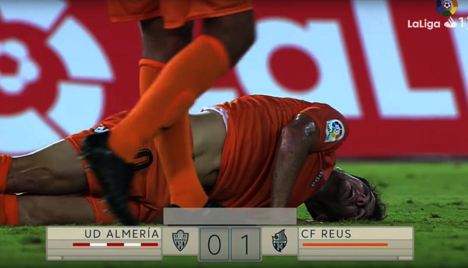 UD Almería vs CF Reus