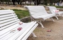 Veïns del Parc de la Ciutat denuncien que hi ha persones que utilitzen la zona per orinar i defecar