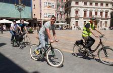 A cop de pedal, gaudir del patrimoni reusenc en bici i en una APP