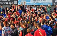 Perilla el Reus-Córdoba de dissabte
