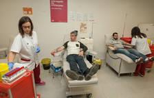 La campanya de donació de sang més gran de Catalunya s'inicia aquest divendres