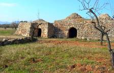La wikipèdia de les barraques de pedra seca