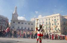 El Sant Pere més petit omple el centre de Reus