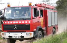 Incendi a la cuina d'un habitatge de la Pobla de Mafumet