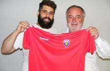 Roger Molina torna al Moritz Vendrell
