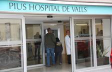 Denuncien el col·lapse d'urgències mentre hi ha llits buits al Pius Hospital de Valls