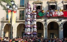 Vilanova i Vilallonga del Camp, principals escenaris castellers del cap de setmana