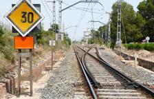 Una dona mor atropellada per un tren a Cambrils