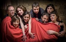 L'espectacle de relats eròtics 'Entrellençols', aquest dissabte a la Selva