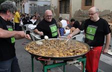 L'esmorzar d'Espineta amb Cargolins, aquest dissabte al Cortijo