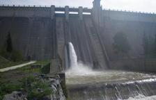 L'ACA destinarà 80.000 euros a evitar despreniments a l'entorn de la presa de Siurana