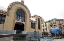 Nou anys després, el Mercat Central obrirà portes el pròxim 16 de març