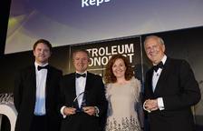 Repsol recibe un galardón en los Petroleum Economist Awards