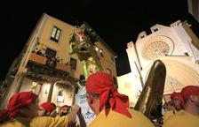 Els portadors de l'Àliga conviden a «donar l'esquena» a les autoritats durant les festes