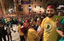 Santa Gadea i els Jocs marquen la Baixada de l'Àliga