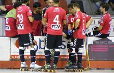 El Moritz Vendrell cau golejat davant del Liceo (7-2)
