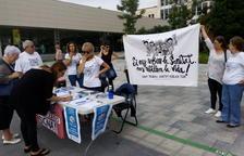«Fora privada de la sanitat pública», lema de la manifestació de dissabte a Tarragona