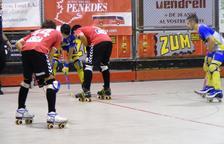 El Moritz Vendrell empata 2 a 2 amb el Caldes