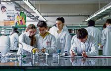 El Teens' Lab de BASF reuneix joves i química