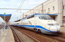Més trens Euromed a l'Aldea els dissabtes i diumenges