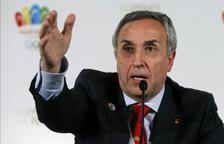 Blanco: «El que passi a Catalunya no alterarà els Jocs Mediterranis»