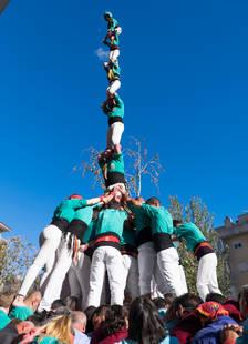 La plaça del Catllar espera l'espadat de 7 de Sant Pere i Sant Pau