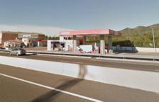 Atraquen una gasolinera de la Selva del Camp i s'enduen tota la recaptació