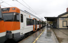 Atropellament mortal a l'estació de tren de Mont-roig