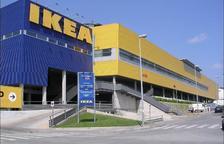 Ikea construeix a Valls la central de distribució de les compres online