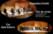 Bach, Vivaldi i Albéniz, al Concert de Nadal de Perafort