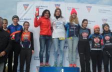 Primera posició per equips per a les duatletes del CN Reus Ploms al Campionat de Catalunya