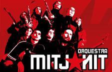 Cap d'Any a ritme de l'Orquestra Mitjanit a Cambrils