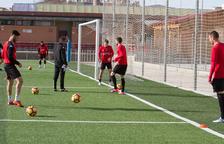 Valladolid i Reus miren cap amunt a la taula