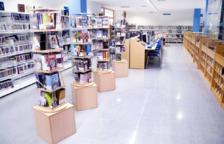 Contes en anglès a la biblioteca de Cambrils de la mà d'alumnes de la URV