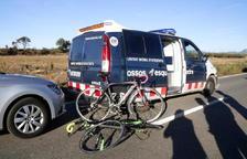 La mort de la ciclista reviu el debat sobre el perill de les carreteres