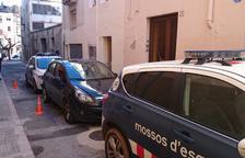 Un detingut a Valls per tràfic de drogues en un domicili privat
