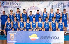 L'equip Junior del CBT, classificat entre els vuit millors de Catalunya