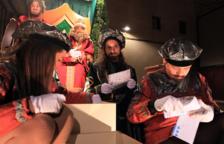 Tot a punt per rebre els Reis d'Orient a Valls