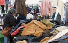 Els comerciants demanen que la nova llei sigui «més dura» amb el top manta