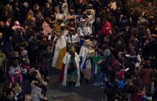 Els infants de Vila-seca esperen impacients l'arribada dels Reis Mags
