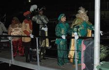 Els Reis arribaran aquest dijous a Salou per omplir de regals els nens del municipi