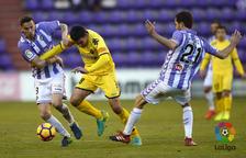 Edgar Badia vola en un Reus que no s'enlaira (1-0)