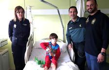 Els Reis d'Orient visiten l'Hospital Sant Joan de Reus
