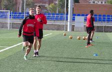 Olmo recupera el lloc i Campins suma minuts a la nova defensa del CF Reus