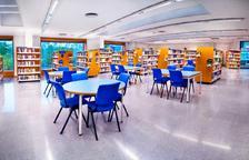 20 anys de biblioteca pública a Cambrils
