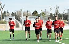 El CF Reus vol tombar l'Almeria amb Vitor i sense Albístegui