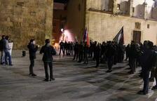 Reivindicació antifeixista a Tarragona 78 anys després de l'entrada de les tropes franquistes